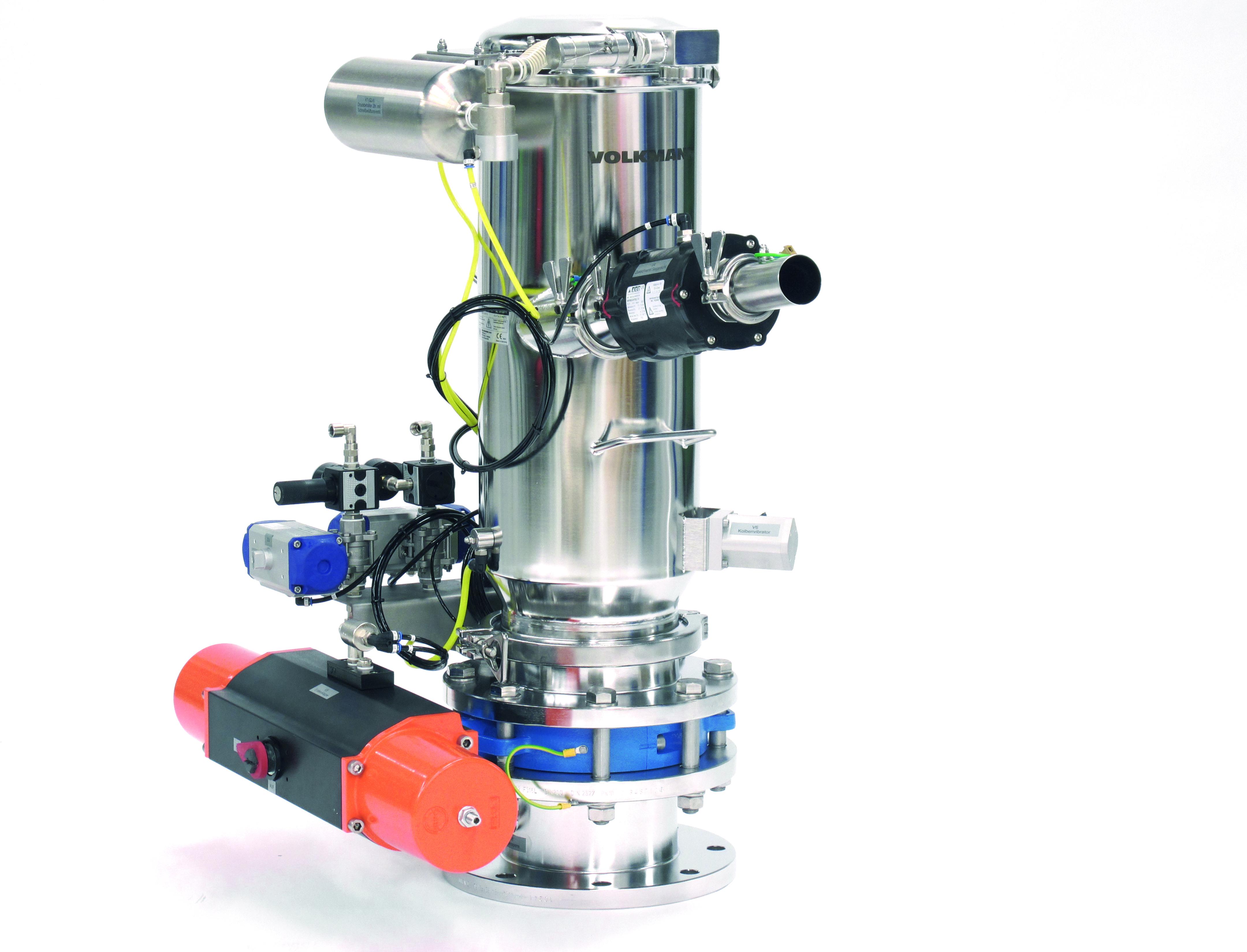 INEX Vakuumförderer