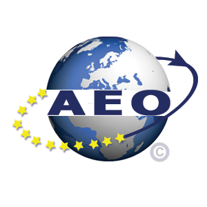 AEO-Logo Farbe