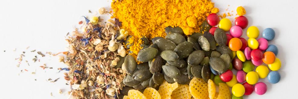 Transfert et dosage de poudres et solides dans le secteur alimentaire