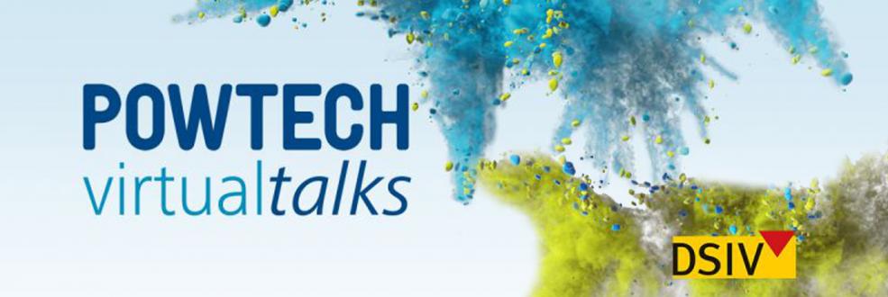 Header Powtech Virtual talks ATEX